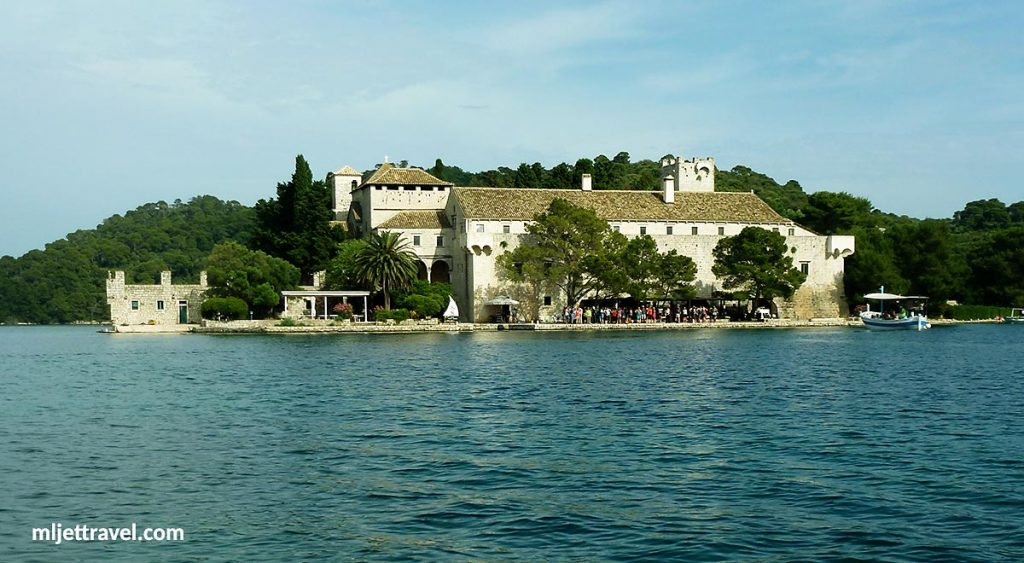 Benedictine Church and Monastery, St Mary's Mljet