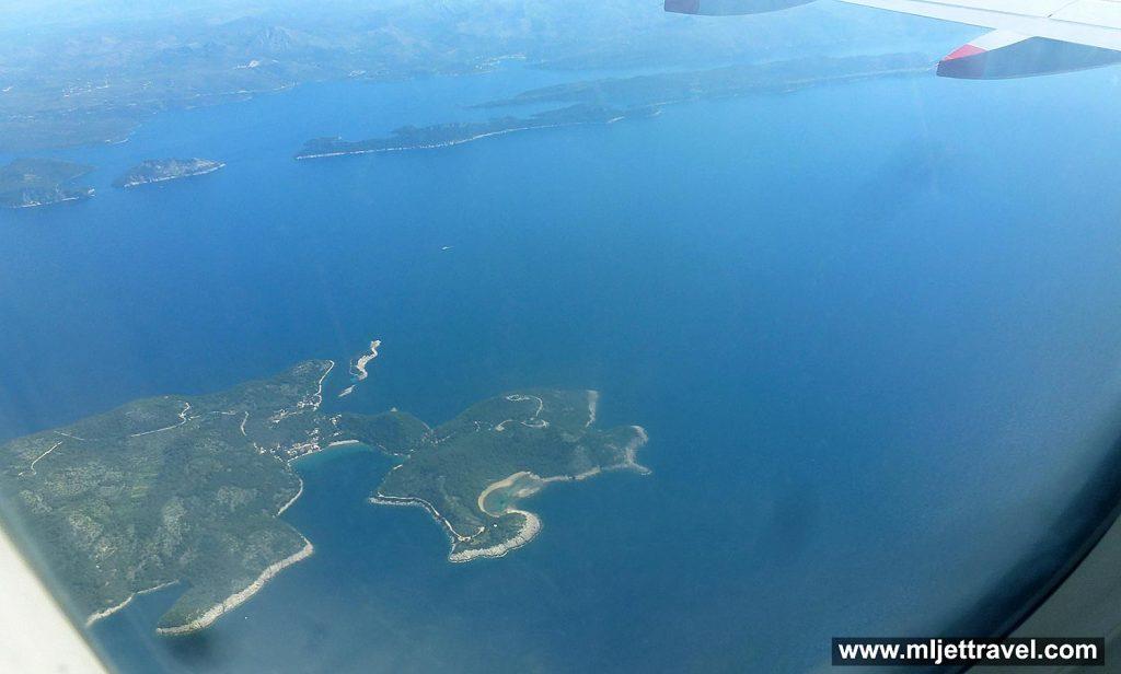 Saplunara bay and beach