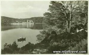 Large Lake (Veliko Jezero) - Mljet
