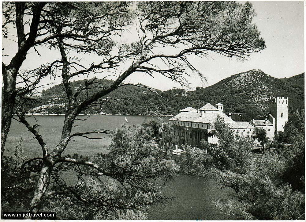 mljet-monastery1950s