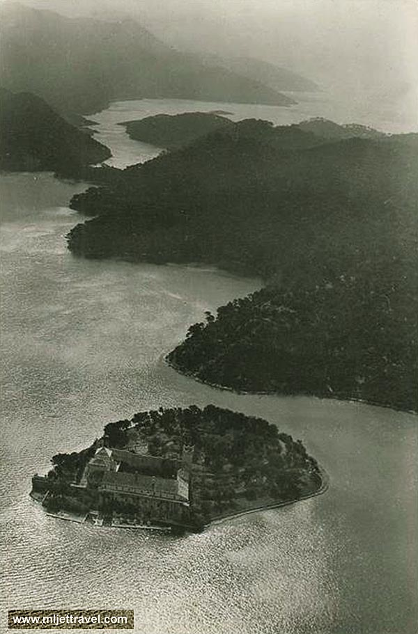 Large Lake and Melita - Mljet 1962